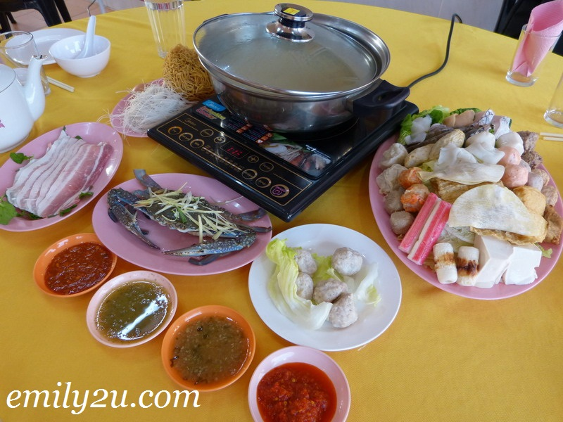 Super Taste Steamboat Restaurant Ipoh
