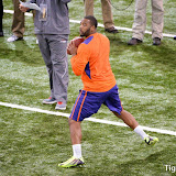 Clemson Pro Day Photos