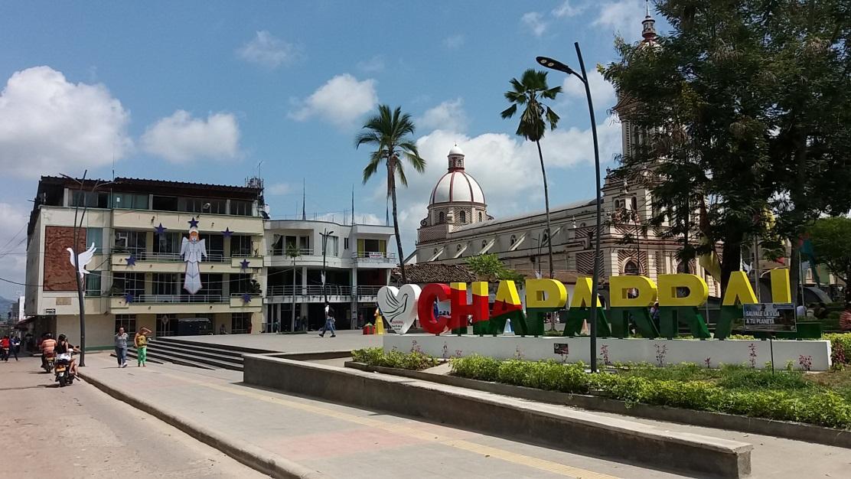 Resultado de imagen para parque de los presidentes chaparral tolima