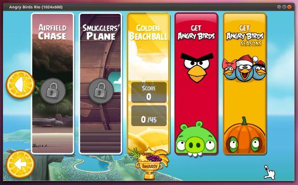 Angry Birds Rio 1.4