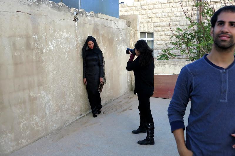 Nadine, Raneem, and Khalid