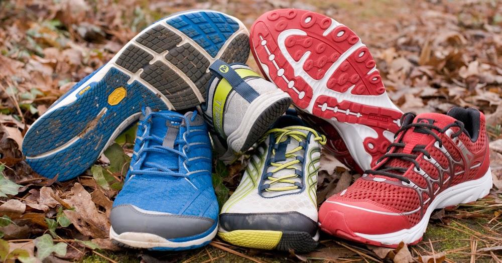 Choosing Running Shoes Review