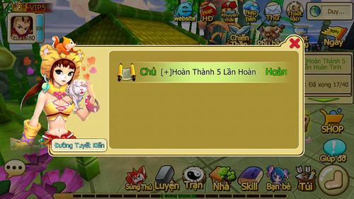 VTC Mobile hé lộ hình ảnh Việt hóa của Hồ Ly 3D 18