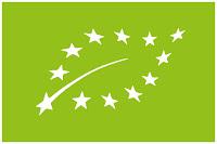 Logotipo agricultura ecológica europeo