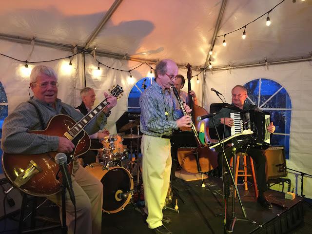 John Giuliani Quintet at the Whistlestop Ale House in Renton WA.