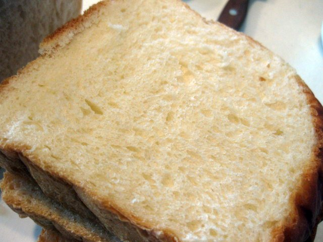 ミヤナガさんの食パン