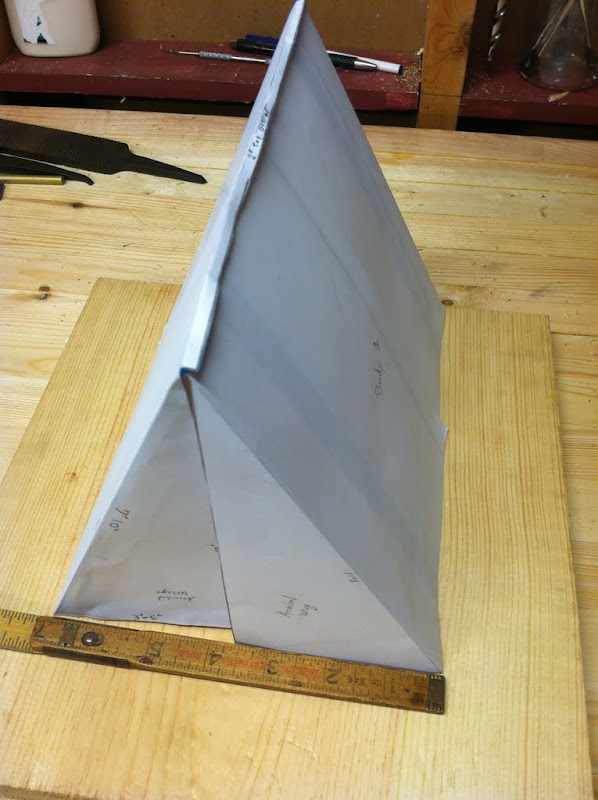 Diy Wedge Tent From Plastic Sheeting Bushcraft Usa Forums