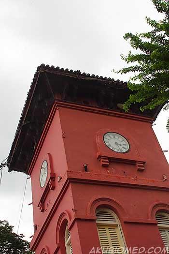 Menara jam Tan Beng Swee