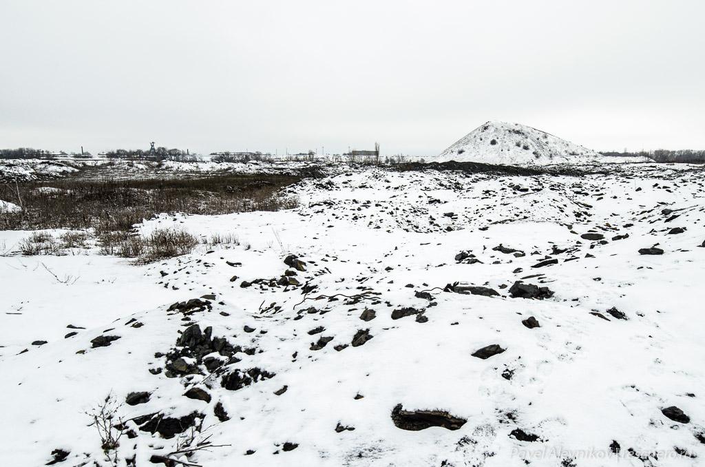 Вершина террикона