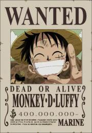 Tripulación Mugiwara Monkey%2BD.Luffy