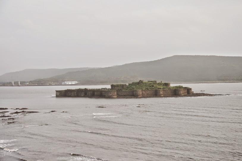Janjira Fort, Murud-Janjira