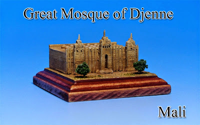 The Great Mosque Djenne -Mali-