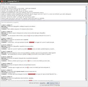 LanguageTool o corrector de estilo y gramática en LibreOffice