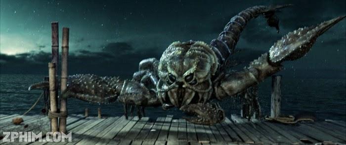 Ảnh trong phim Bọ Cạp Khổng Lồ 3D - Amphibious 3D 1