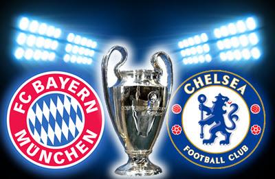 Horarios Bayern Chelsea final Liga campeones