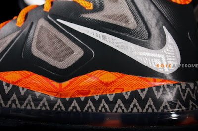 nike lebron 10 gs black history month 1 10 Introducing the Nike LeBron X Black History Month in Kids Sizes