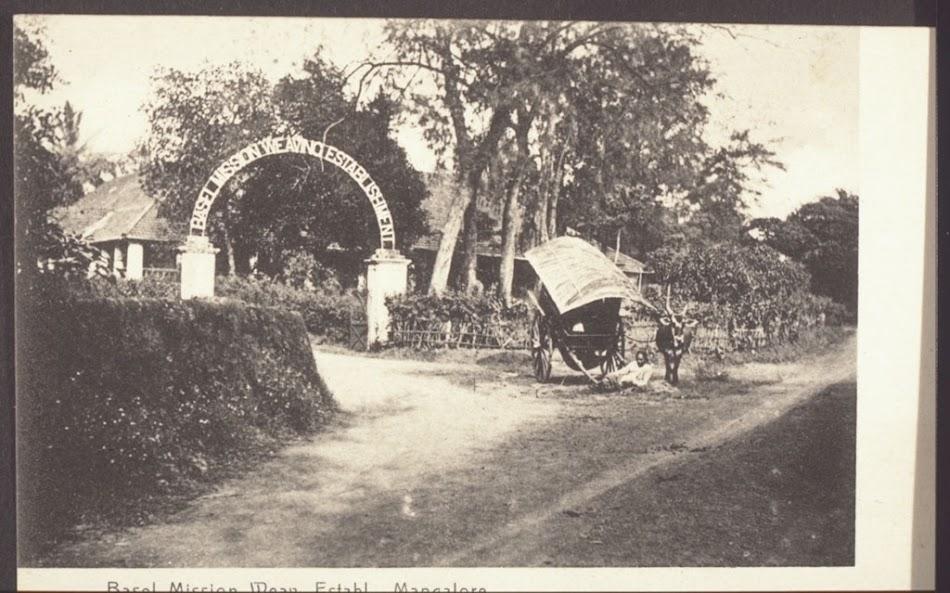 Basel Mission Weaving Establishment Mangalore  - BM Archives