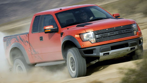 Ford F-150 Raptor SVT 2012