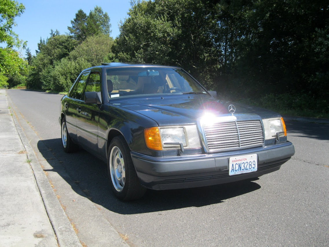 Let 39 s see your before and after 39 s mercedes benz forum for Mercedes benz 1990 e300