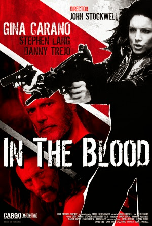 Filme Poster In the Blood HDRip XviD & RMVB Legendado
