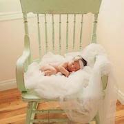 Сон младенец