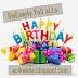 GIVEAWAY BIRTHDAY WE ALLS by Acik Watie
