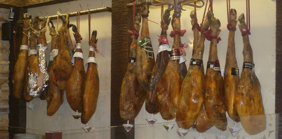 Ham in La Linea
