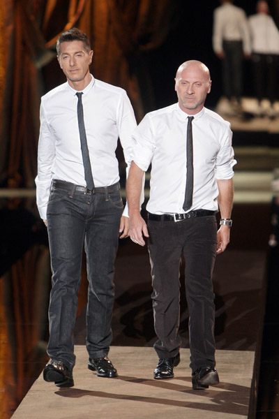 a biography of domenico dolce and stefano gabbana the italian fashion designers Domenico dolce 1,555 likes domenico mario assunto dolce is an italian fashion designer and entrepreneur along with stefano gabbana, he is one half of.