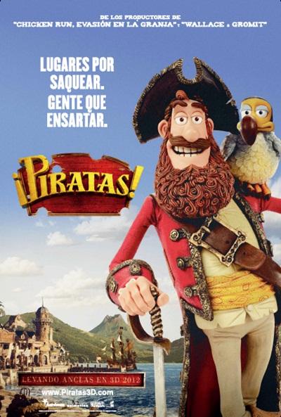 Piratas una loca aventura HD LATINO