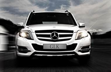 Mercedes GLK 220 CDI đã có mặt tại Việt Nam