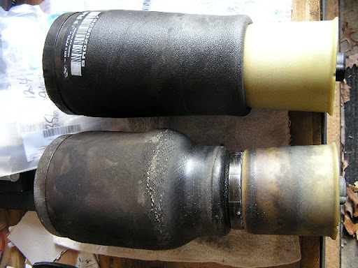 Air Suspension Troubleshooting
