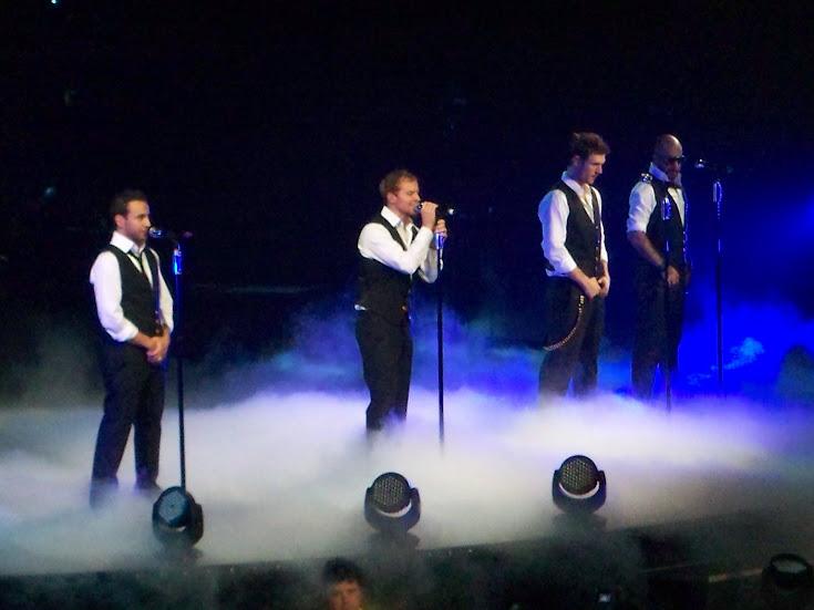 NKOTBSB Tour 2011 at Verizon Center