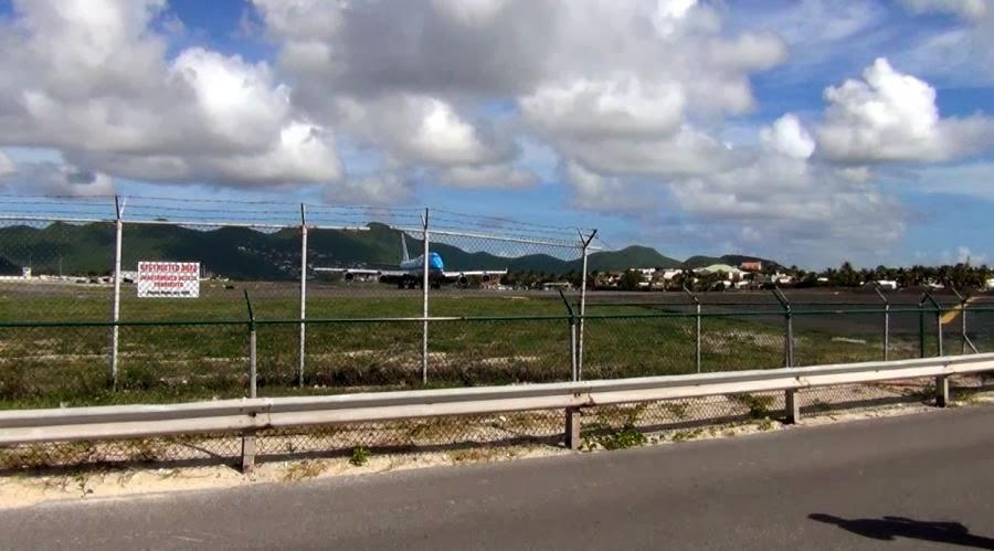 Далекий остров Сен-Мартен