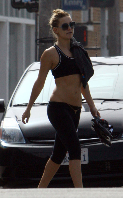 Kate Hudson Stays Fit:celebrities0
