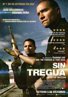 Sin tregua (2012) Online peliculas hd online
