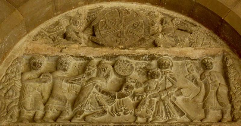 Magos y Epifanías románicos P1080664