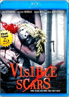 Filme Poster Visible Scars BRRip XviD & RMVB Legendado
