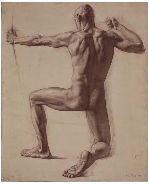 Gurney Journey: Academic Methods, Part 2: Russian Art Academy