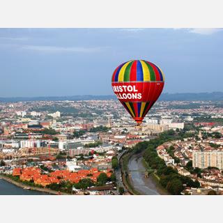 Ballons Festival en Bristol