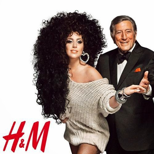Lady Gaga and Tony Bennett Star In H&M's Blockbuster Holiday Christmas Advert