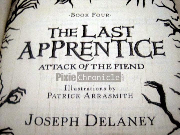 The Last Apprentice: Attack of the Fiend - Book Review