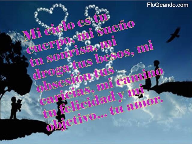 Mi cielo es tu…