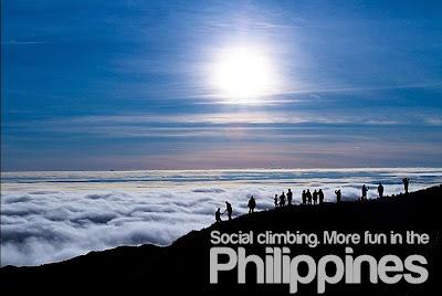Haha! Social Climbing :p