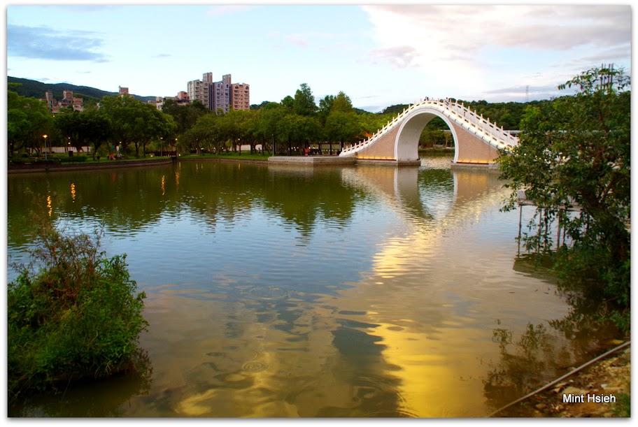 大湖公園(圖11枚)一直想著橋  就很容易變成大橋公園