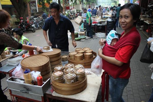 Siomay Pasar Kue Blok M