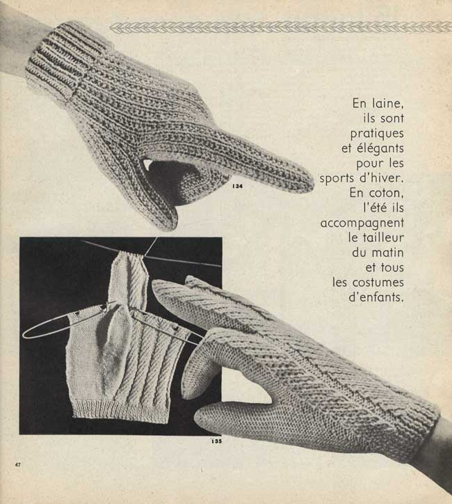 Publicité couture vintage : Portez des gants été comme hiver - Pour vous Madame, pour vous Monsieur, des publicités, illustrations et rédactionnels choisis avec amour dans des publications des années 50, 60 et 70. Popcards Factory vous offre des divertissements de qualité. Vous pouvez également nous retrouver sur www.popcards.fr et www.filmfix.fr   - For you Madame, for you Sir, advertising, illustrations and editorials lovingly selected in publications from the fourties, the sixties and the seventies. Popcards Factory offers quality entertainment. You may also find us on www.popcards.fr and www.filmfix.fr