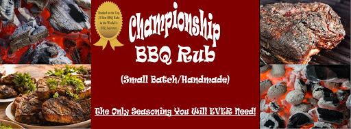 Championship BBQ Rub