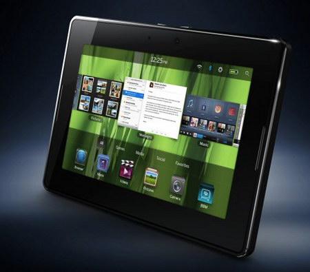 Siapkah BlackBerry PlayBook bersaing dengan Samsung dan Apple?