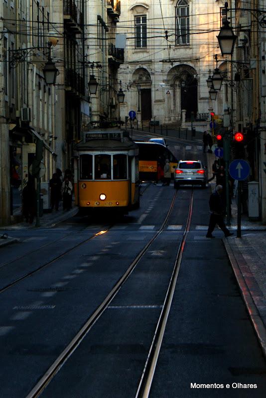 Eléctrico em Lisboa