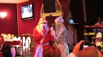 Santa Claus and Mistress Winter made an appearance